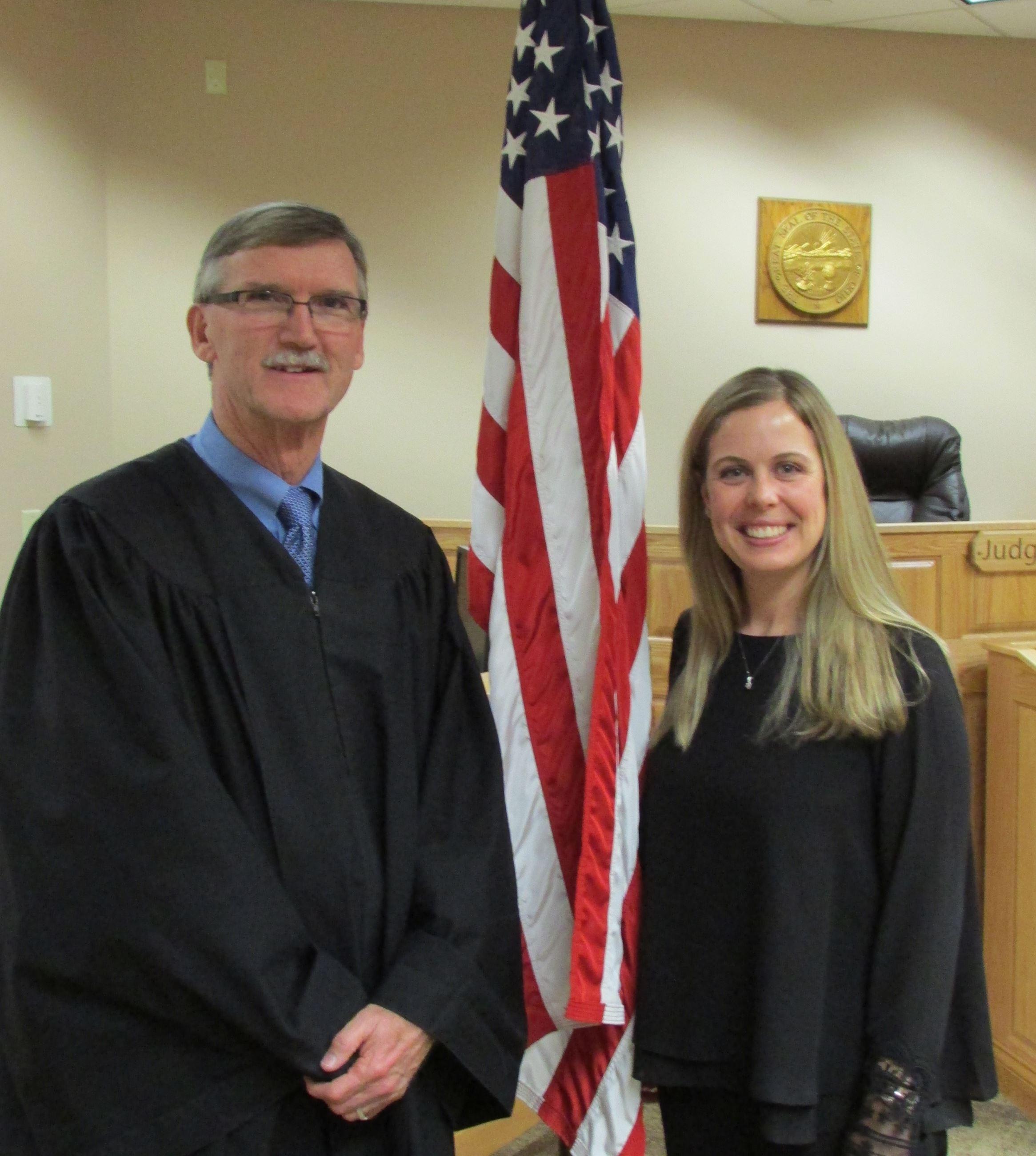 Judge Michael K  Murry | Xenia, OH