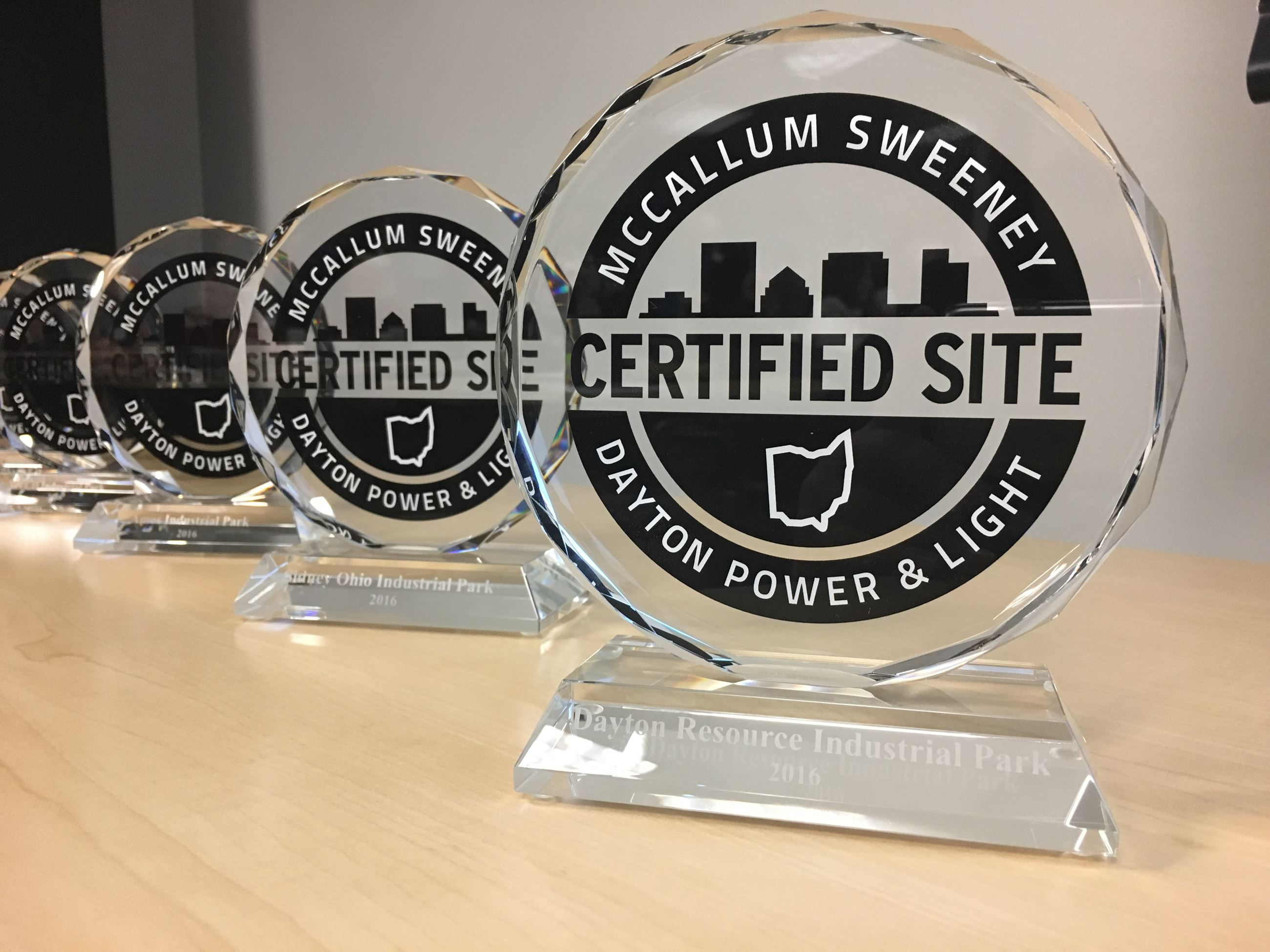 Certified Site Award