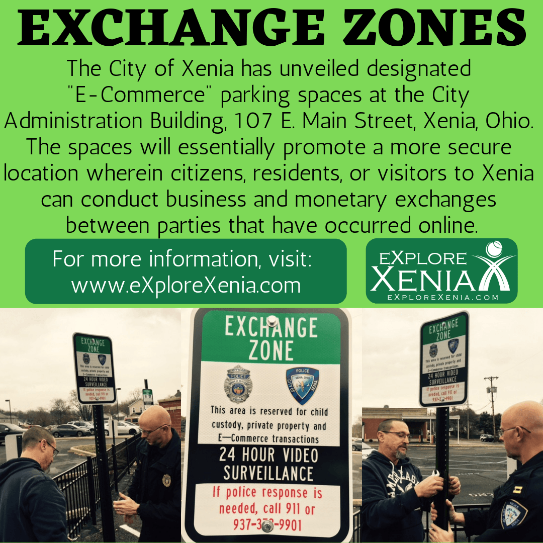 SAFE EXCHANGE ZONES