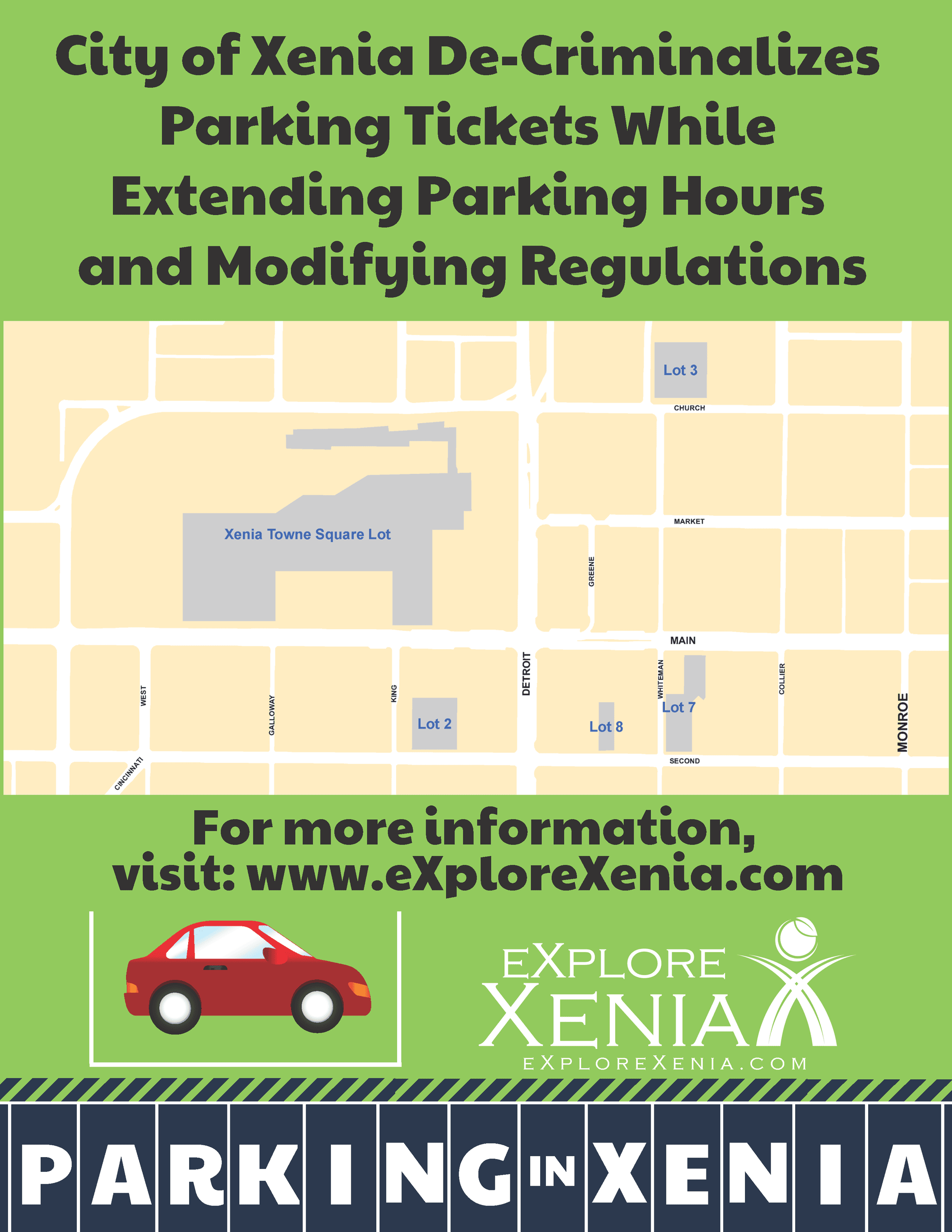 Parking in Xenia FAQ (1)
