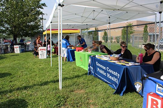 July 12, 2017 NNO @ Doug Adams Stadium