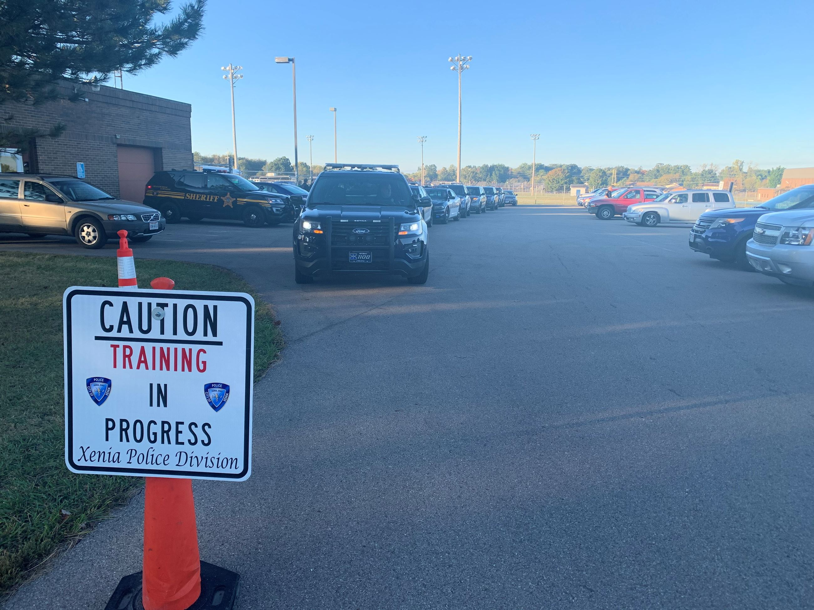 Xenia Active Shooter Training