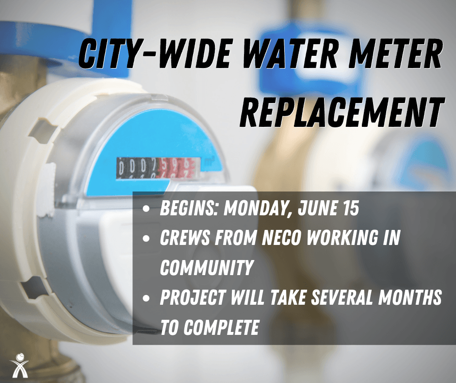 Water Meter Project
