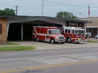Station 1 on East Main Street
