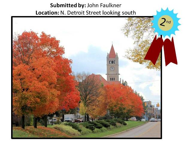 Runner Up 2 John Faulkner at North Detroit Street