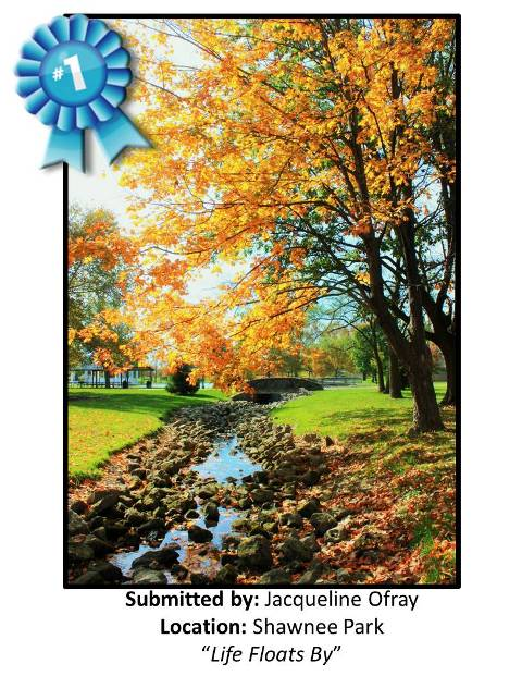 Winner Jacquerline Ofray at Shawnee Park - Life Fl
