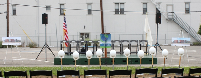 City Administration Building Groundbreaking 2