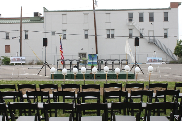 City Administration Building Groundbreaking