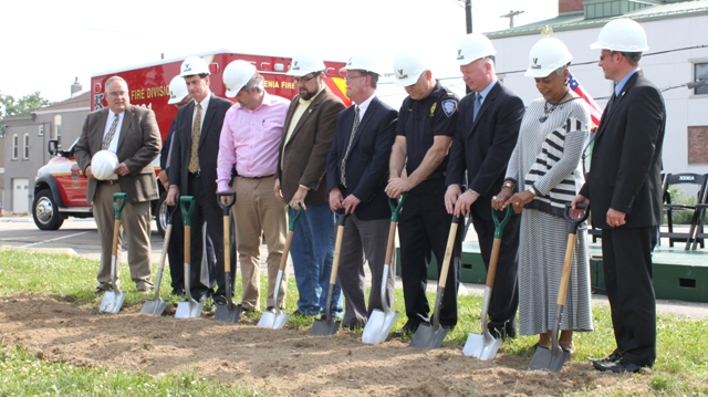 City Officials Ready to Break Ground
